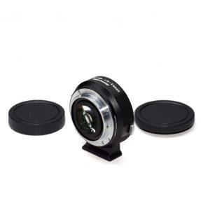 Metabones Leica R op Sony E-Mount Speed Booster