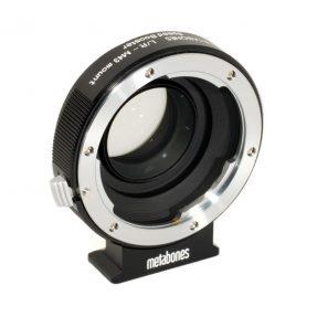 Metabones Leica R op Micro FourThird Speed Booster