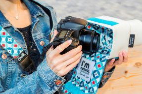 Smile Camaratas Reflex Im Casual AllBlack Style – Pig Bag