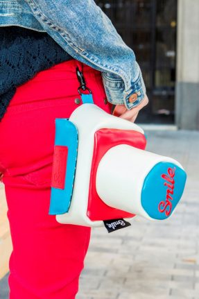 Smile Camaratas Reflex Im Casual MOD style – Pig Bag