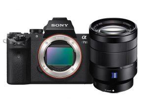 Sony A7 II + 24-70mm F/4.0 ZA OSS ZEISS