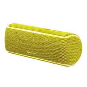 Sony SRS-XB21 Bluetooth speaker geel