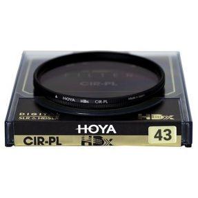 Hoya 43mm HDX CIR-PL