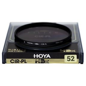 Hoya 52mm HDX CIR-PL
