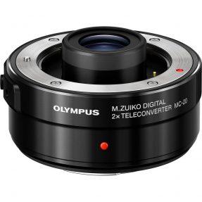 Olympus MC‑20  2.0x Teleconverter