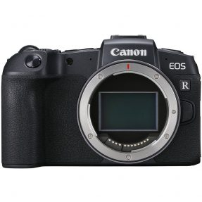 Canon EOS RP + EF-RF Mount Adapter