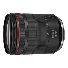 Canon EOS RP + EF – RF Mount Adapter + RF 24-105mm F/4L IS USM