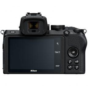 Nikon Z50 body zwart