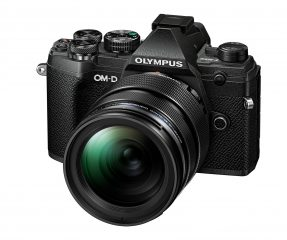 Olympus OM-D E-M5 Mark III zwart + 12-40mm F2.8 Pro kit
