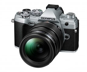 Olympus OM-D E-M5 Mark III zilver + 12-40mm F2.8 Pro kit