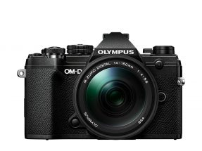 Olympus OM-D E-M5 Mark III zwart + 14-150mm Mark II zwart