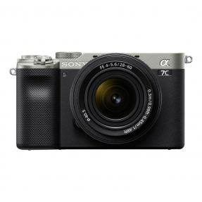 Sony A7C Zilver + 28-60mm-6488
