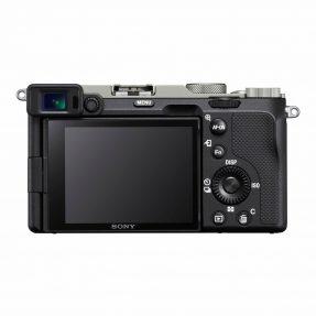 Sony A7C Zilver + 28-60mm-6491