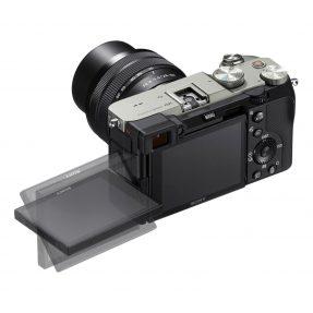Sony A7C Zilver + 28-60mm-6487