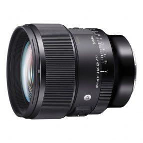 Sigma 85mm F/1.4 ART DG HSM voor Nikon