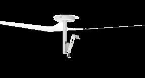 Plafondsteun voor Sonos One [SL] wit