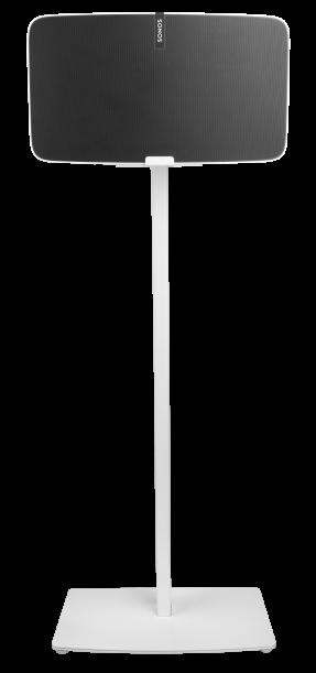 Vloerstandaard voor Sonos FIVE & Play:5 (gen 2) wit